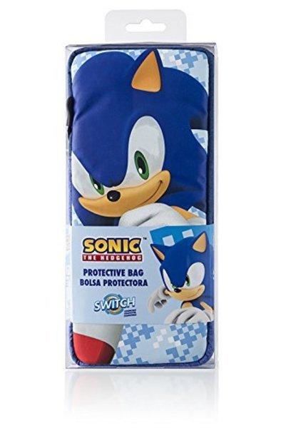 Bolsa Consola Nintendo Switch Sonic The Hedgehog 8436024009163 16 99 Ventavideojuegos Tienda Online De Videojuegos